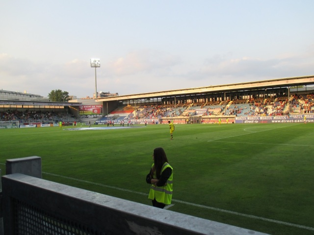 Dortmund Amateure in Wiesbaden